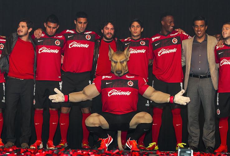 Nike Club Tijuana 2014 Home and Away Kits Unveiled - Footy