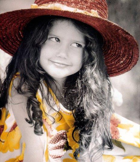 Фотографий детей в стиле ретро от ким