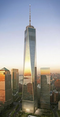 Number 3 On Tallest Buildings in the World