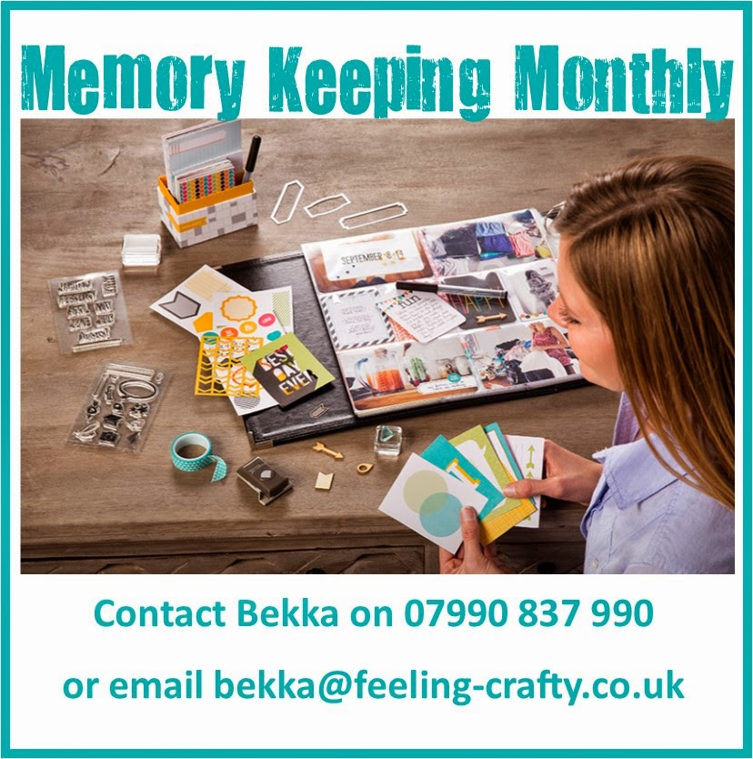 Memory Keeping Monthly Classes using Project Life by Stampin' Up! Find out more here