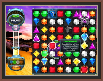 Images for bejeweled twist Screen Shot No.1