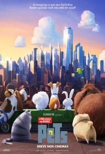 Pets - A Vida Secreta dos Bichos BDRip Dublado + Torrent 720p e 1080p