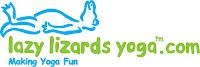 lazy lizards yoga