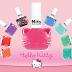 Hits Speciallità lança coleção de esmaltes da Hello Kitty