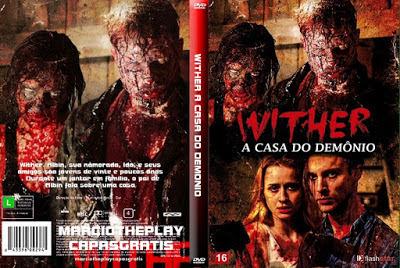 Filme Wither - A Casa do Demônio DVD Capa