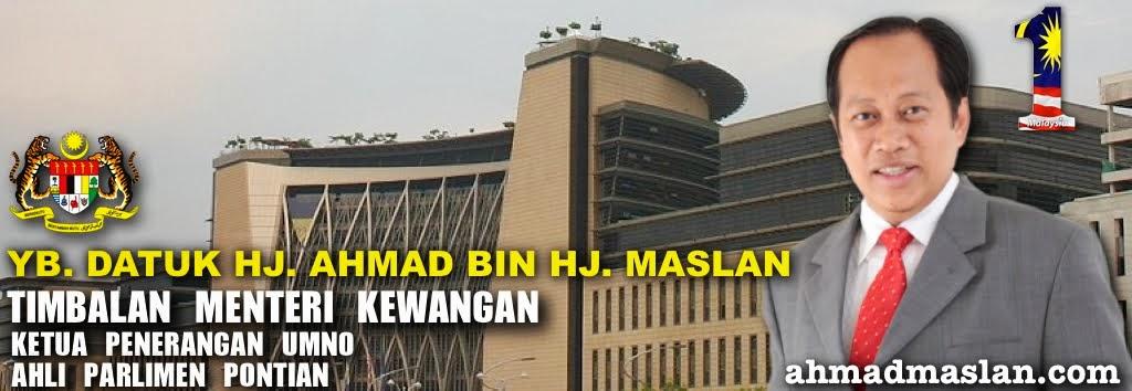 ahmadmaslan.com