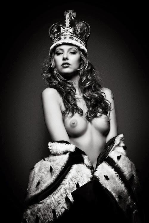 еротические фото королевской