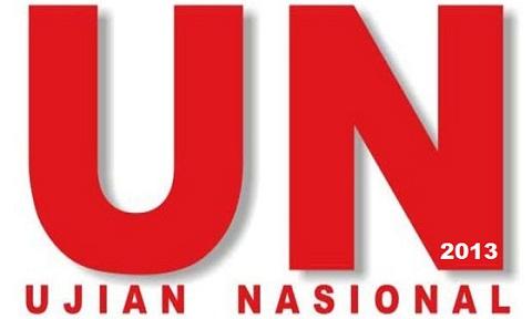 Komposisi Bobot Soal UN 2013, Tingkat Kesulitan Ditambah 10 Persen