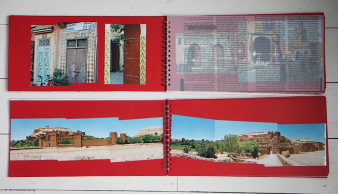 Photo album of a 1999 trip to Morocco, doorways and oasis, by Alexis at www.somethingimade.co.uk