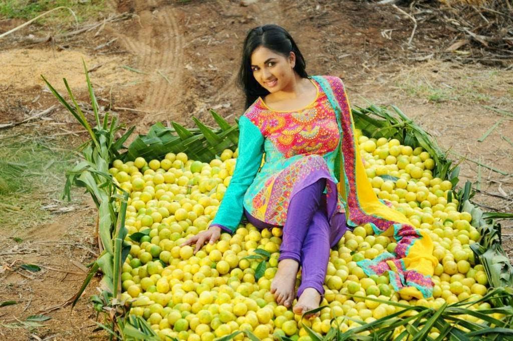 Srushti Dange in Navarasa Thilagam Movie Stills