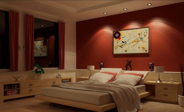 Inilah ide Warna Cat Kamar Tidur Rumah Minimalis yang elegan