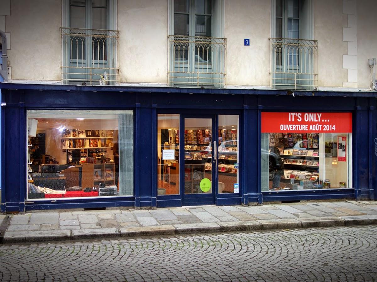 IT'S ONLY (Disquaire) - 3, rue Jean Jaurès - Tél : 09.66.91.74. 88