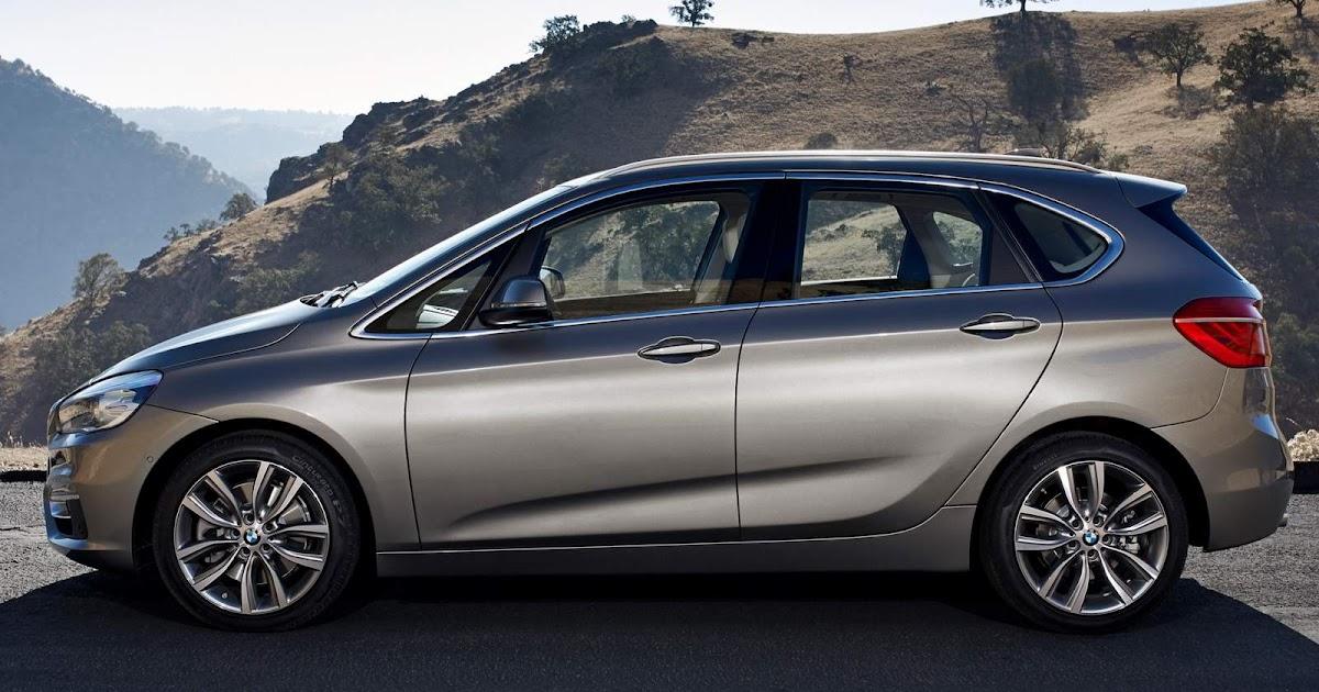 BMW 225i Active Tourer chega ao Brasil: preço R$ 179 mil