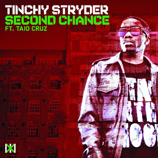 Tinchy Stryder - Second Chance (feat. Taio Cruz) Lyrics