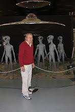 """UFO Museum"""