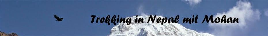 Nepal Trekking mit Mohan