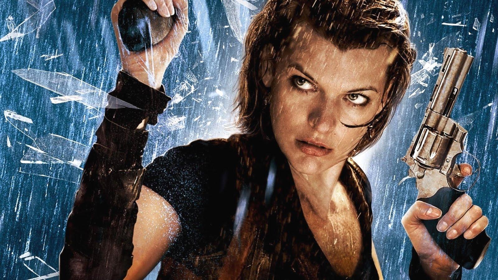 Resident Evil Alice Wallpaper