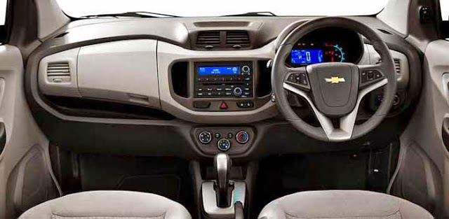 Chevrolet Spin Chevrolet Luminary