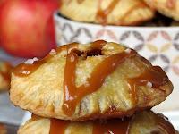 Salted Caramel Apple Pie Cookies