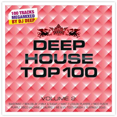 Adiamomusic deep house top 100 volume 2 for Deep house top