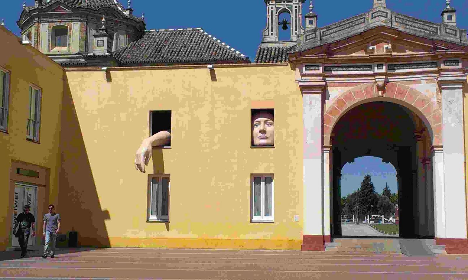 El portal de susana la magia del monasterio de la cartuja - La isla dela cartuja ...