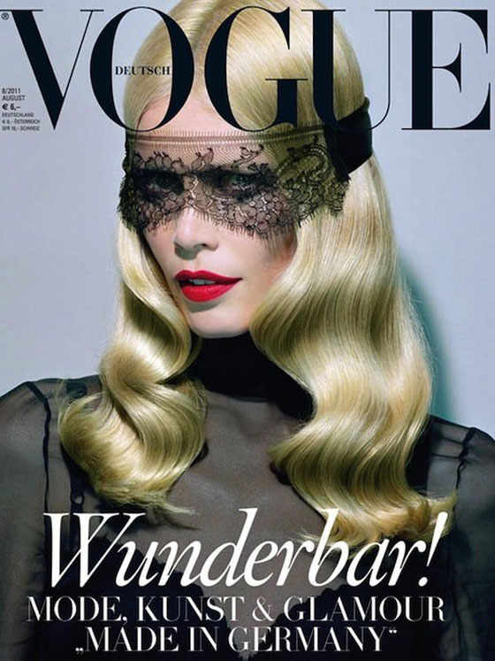 Vogue Alemania agosto 2011