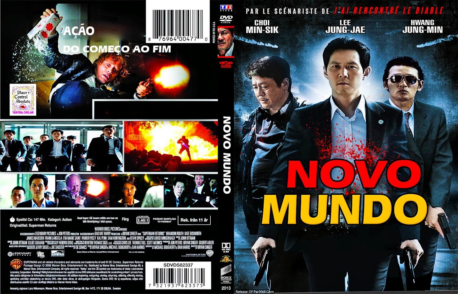 Baixar Novo Mundo BDRip XviD Dual Áudio NOVO 2BMUNDO