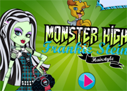 Monster High Frankie Stein Hairstyle