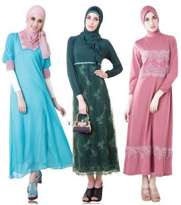 Koleksi Busana Muslim Terbaru