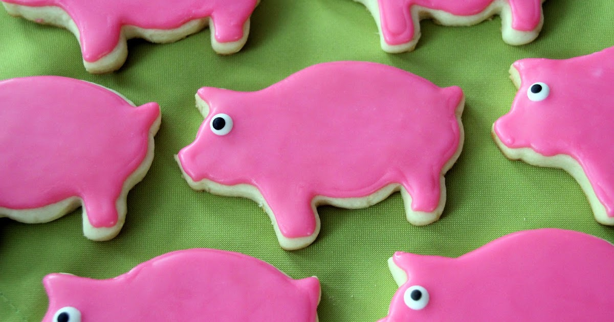 These Little Piggies Cakes