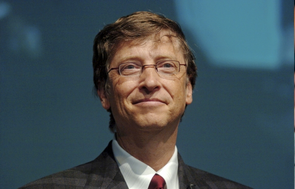 fundador de Microsoft Bill Gates