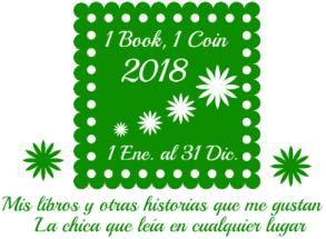 1 Book, 1 Coin 2018