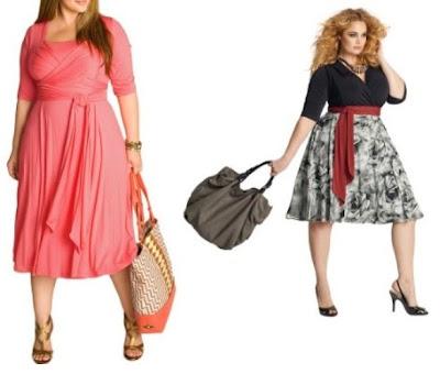 Ropa en tallas grandes mujer ropa y moda plus size - Ropa interior combinaciones ...