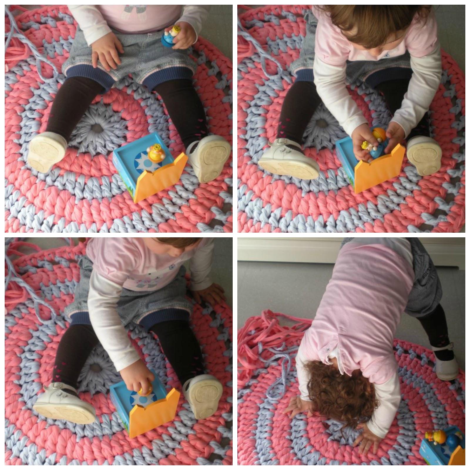 Вязаные коврики своими руками из старых вещей своими руками 73