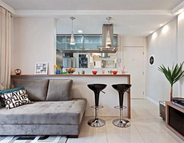 fotos de muebles para cocina americana - Fotos para decorar espacios pequeños en casa AARP