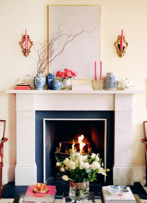 A Glamorous Home in Edinburgh by This Is Glamorous