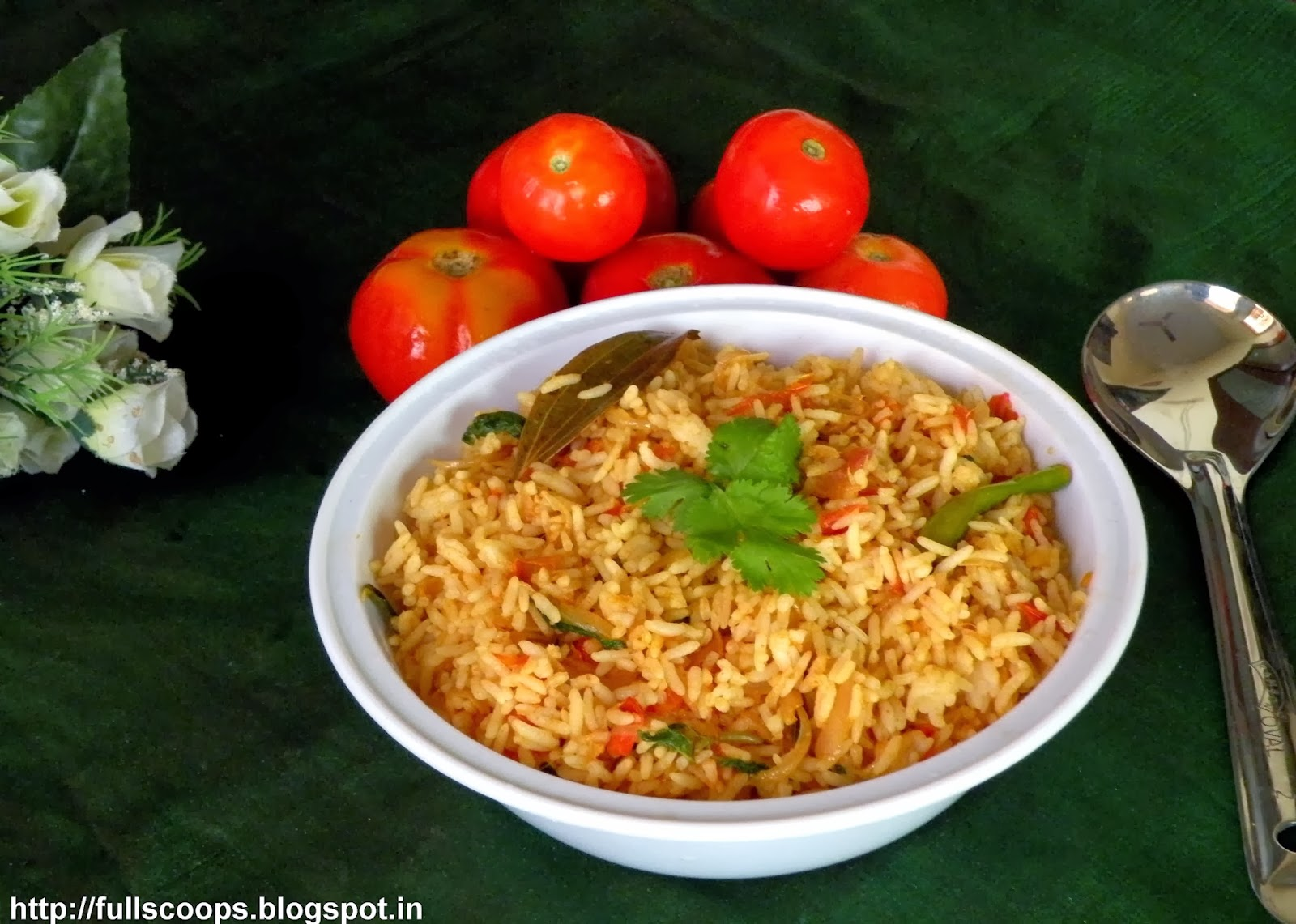 Tomato rice recipe thakkali sadam recipe full scoops it is so easy and simple to make and great for lunch boxes too it can also be made with left over rice or can be made with basmati rice ccuart Choice Image