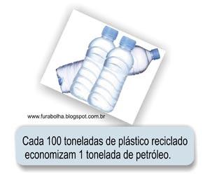 Agentes Ambientais e a reciclagem
