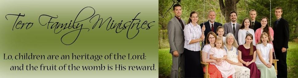 Tero Family Ministries