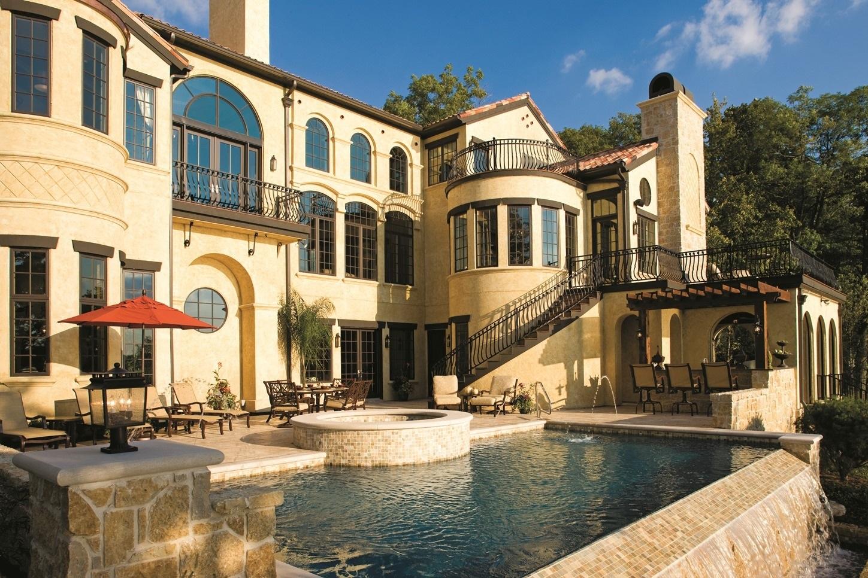 Ver fotos de casas bonitas escoja y vote por sus fotos de - Casas rusticas de lujo ...