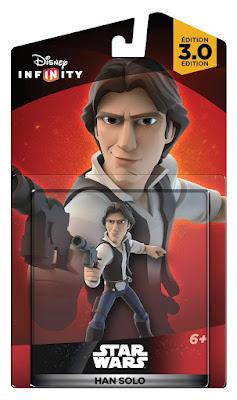 JUGUETES - DISNEY Infinity 3.0Star Wars : Han Solo  Videojuegos - Muñecos - Figuras  Producto Oficial | A partir de 6 años | Comprar en Amazon