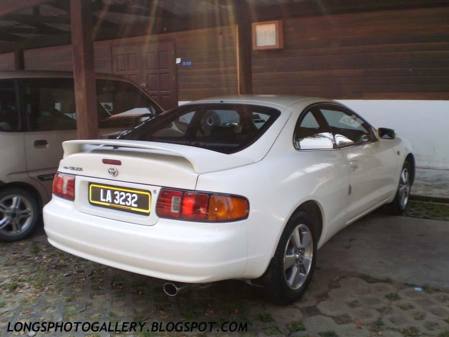 Sixth Generation Toyota Celica