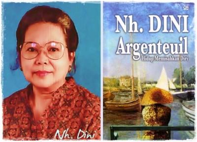 Biografi dan Sejarah Nh. Dini