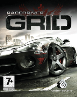 Free Download Racedriver Grid Full Version PC Game