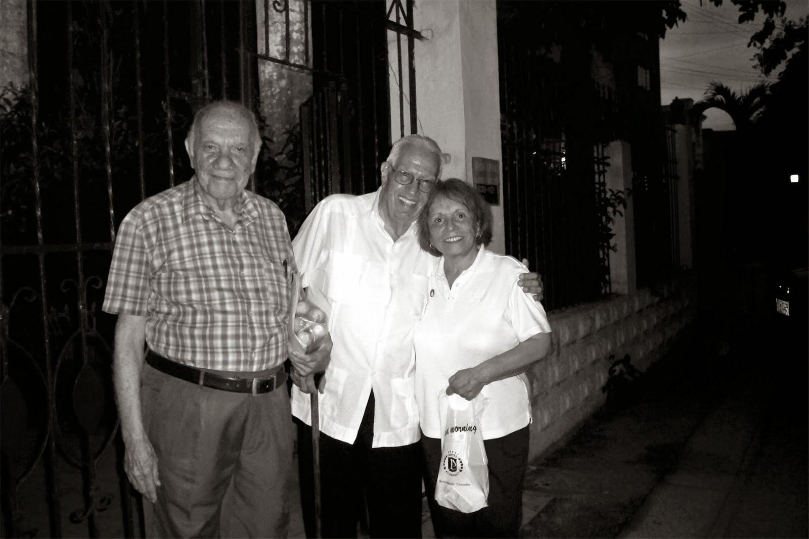 Fernando de la Espriella, Fernando Cortissoz y yo