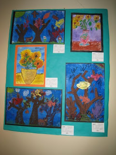 Morris County Youth Art Month 2011 - Kiel student artwork