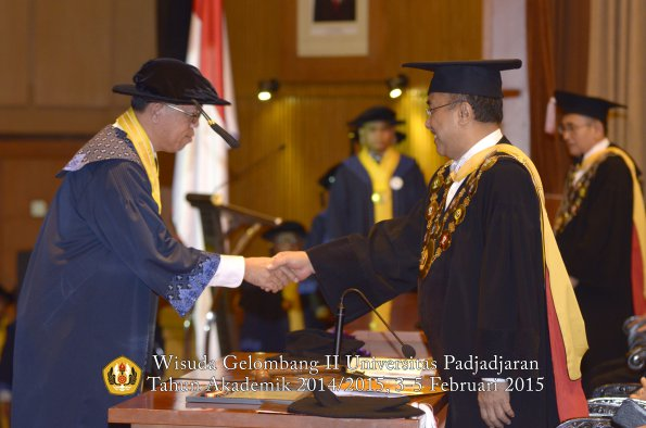 Wisuda S3 - Ilmu Pemerintahan UNPAD (2015)