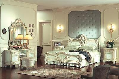 Hasya art furniture jepara bed room for Arredamento barocco veneziano