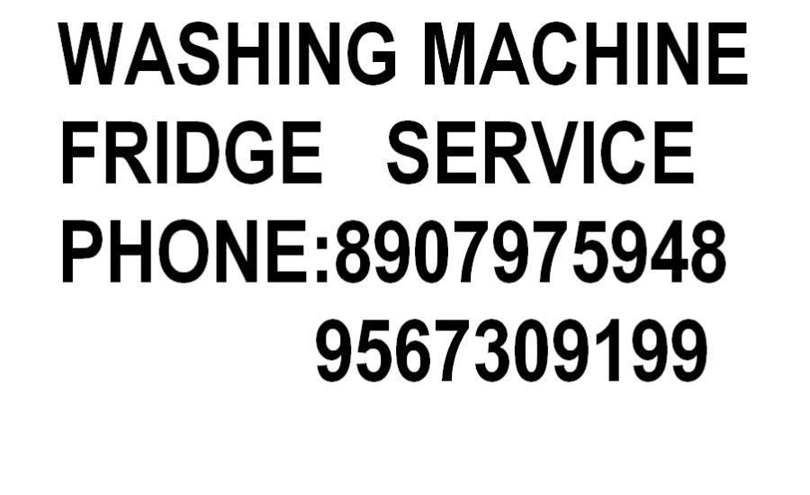 ernakulam washing machine service