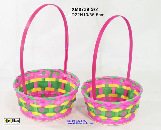 Bamboo grove photo bamboo easter basket bamboo easter basket4 negle Image collections
